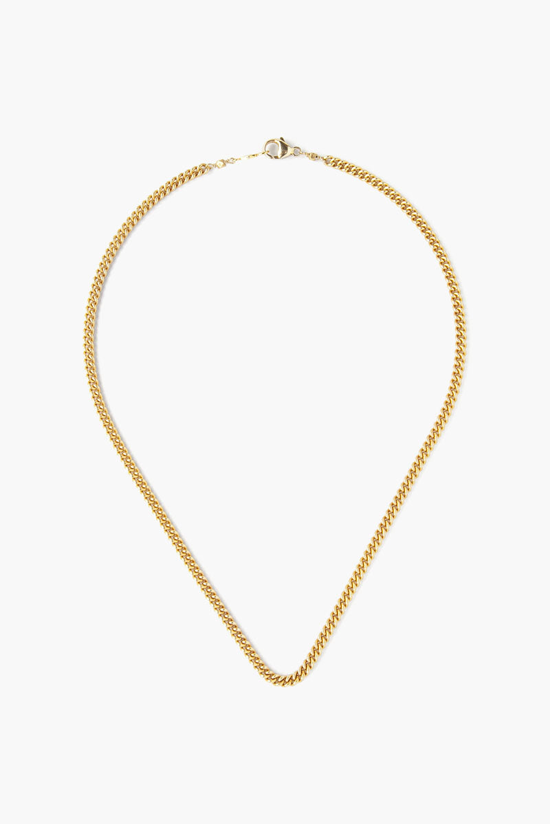 Yellow Gold Chain