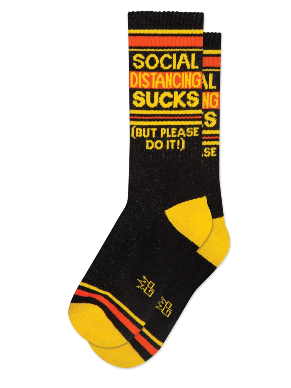 Social Distancing Socks