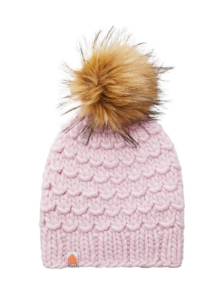 The Gunn Beanie - Blush