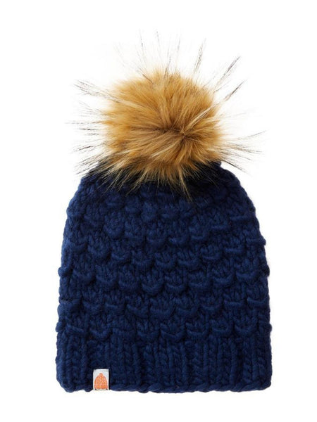 The Gunn Beanie - Navy