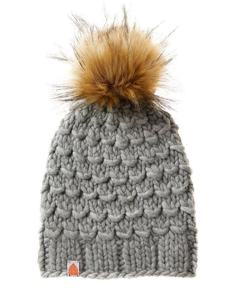 The Gunn Beanie - Heather