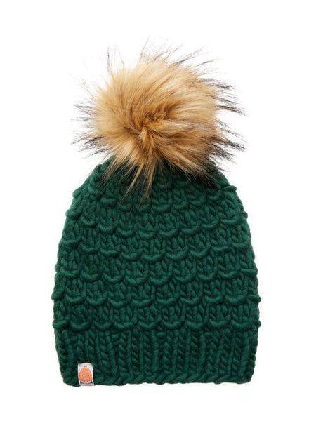 The Gunn Beanie - Forest