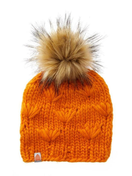 The Motley Beanie - OG Orange