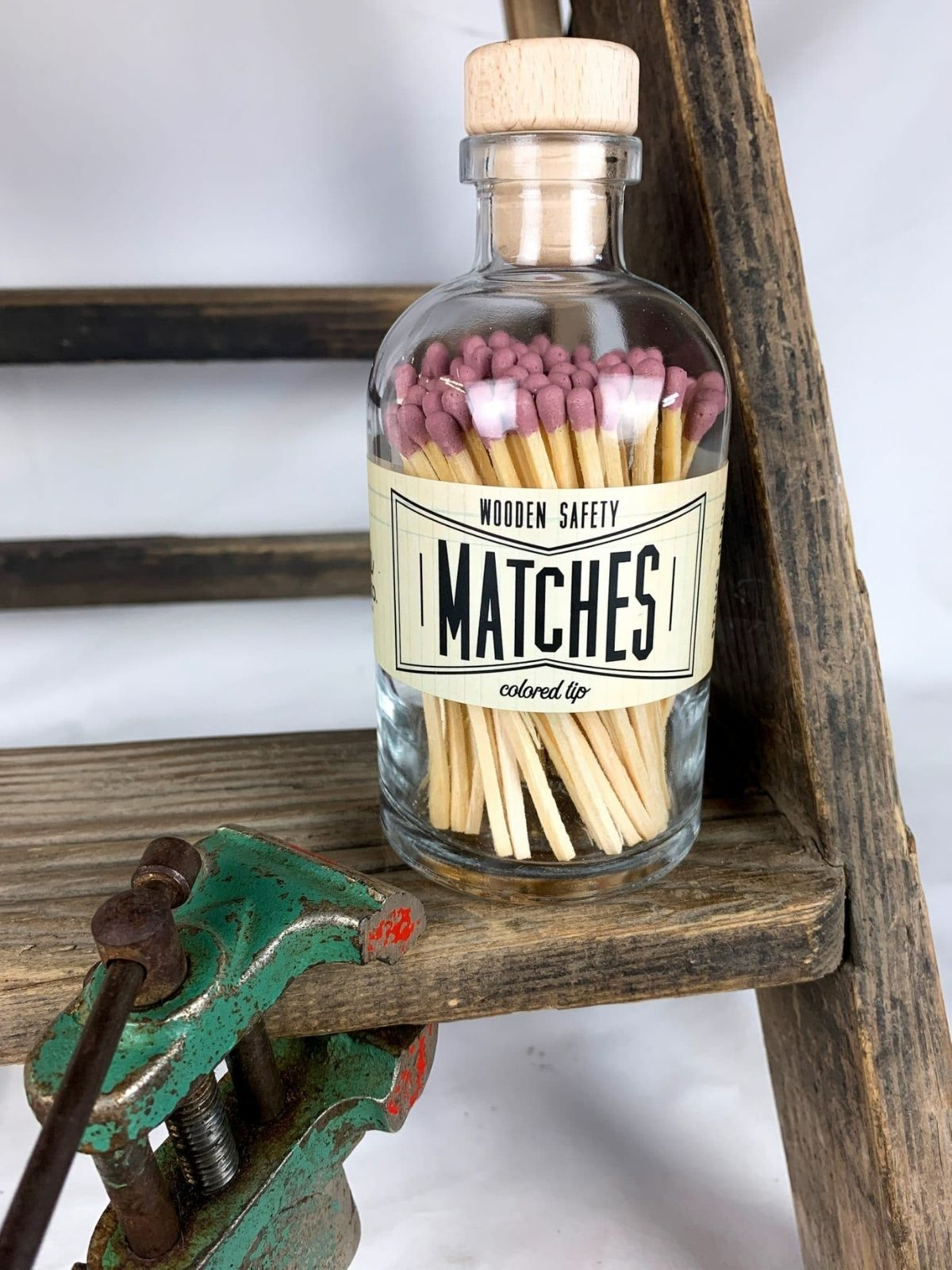 Medium Matches - Dusty Rose