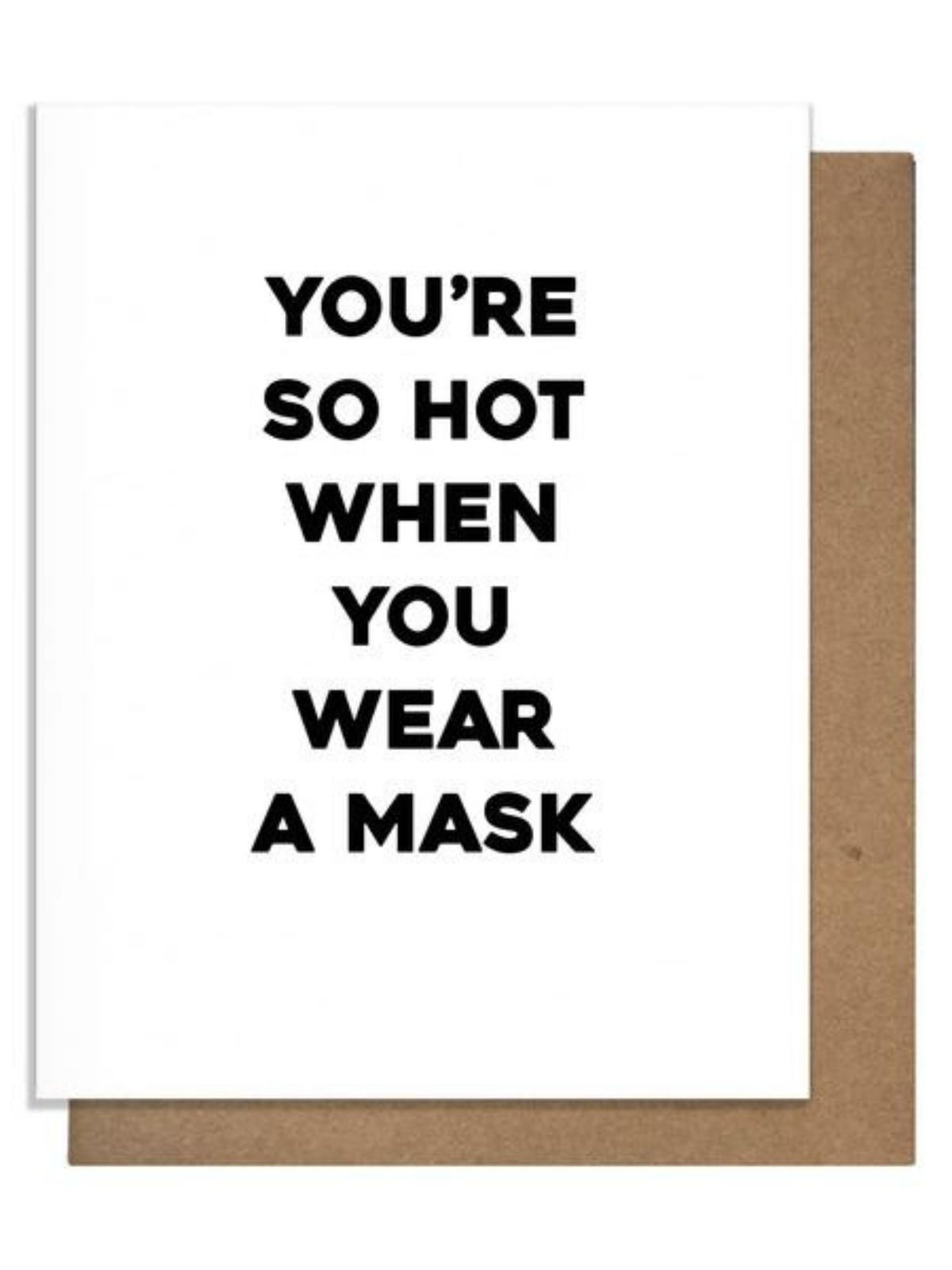 Hot Mask Card