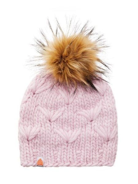 The Motley Beanie - Blush
