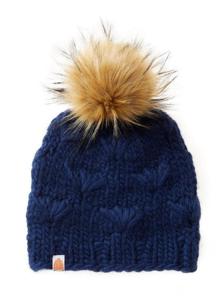 The Motley Beanie - Navy