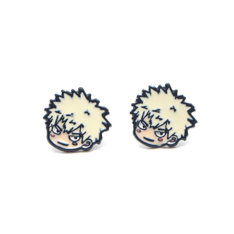 Anime Post Earring 6