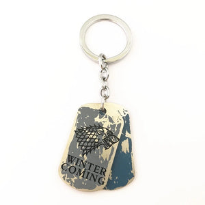 TV Show Keychain 2