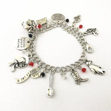 Load image into Gallery viewer, Charm Bracelet 49 DYMP
