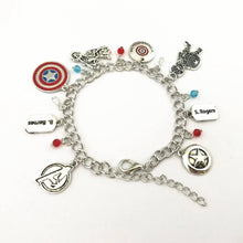 Load image into Gallery viewer, Charm Bracelet 24 CA