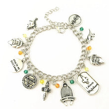 Load image into Gallery viewer, Charm Bracelet 77 FF