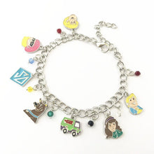 Load image into Gallery viewer, Charm Bracelet 138 SD