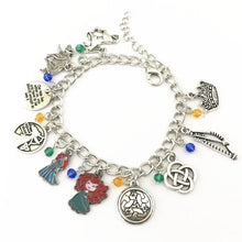 Load image into Gallery viewer, Charm Bracelet 38 DYB