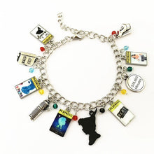 Load image into Gallery viewer, Charm Bracelet 16 BWFN