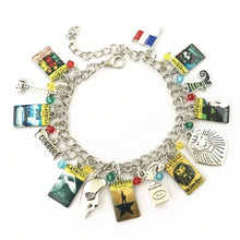 Load image into Gallery viewer, Charm Bracelet 18 BWH