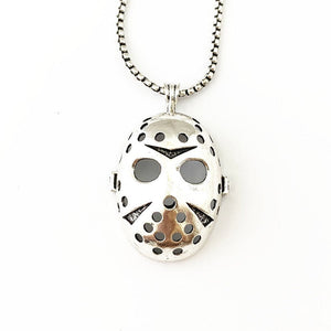 Jason Voorhees mask Necklace, Friday the 13th