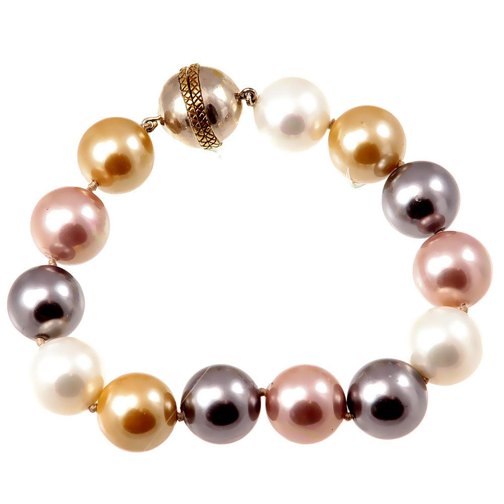 Mother Pearl Bracelet in assorted colors