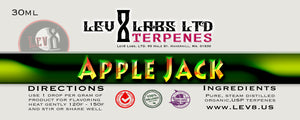 Lev8 Labs Terpenes - Apple Jack -