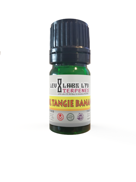Lev8 Labs Terpenes - Double Tangie Banana -