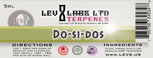 Lev8 Labs Terpenes - Do-Si-Dos -