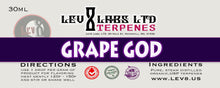 Lev8 Labs Terpenes - Grape God -