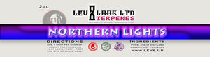 Lev8 Labs Terpenes - Northern Lights -