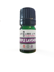 Lev8 Labs Terpenes - Purple Lavender -