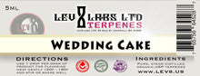 Lev8 Labs Terpenes - Wedding Cake -