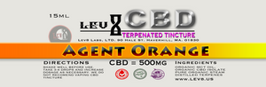 CBD Terpinated Tincture, 15ml