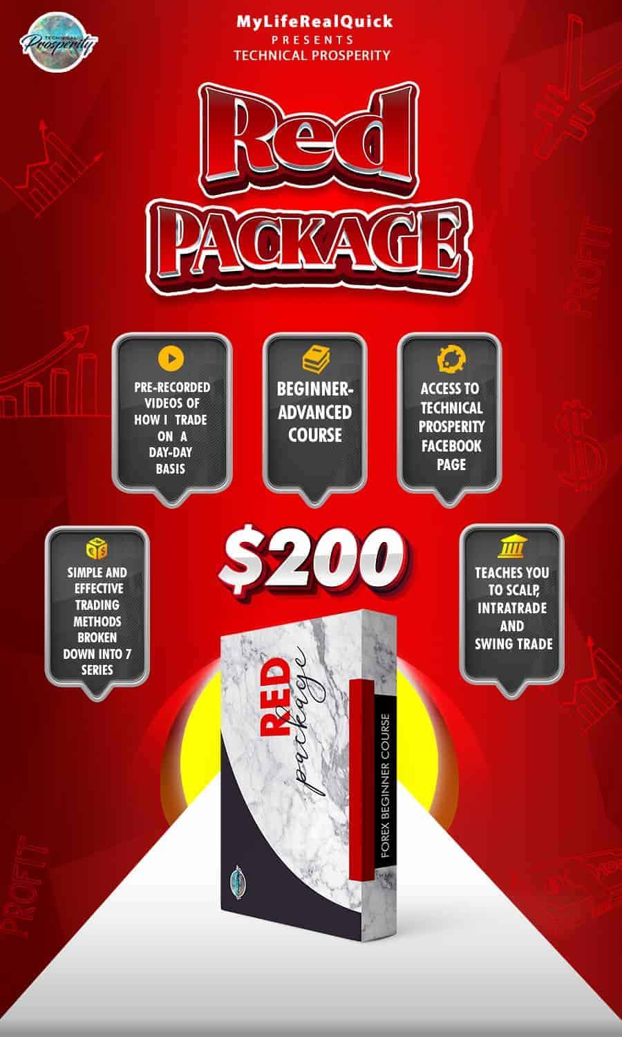 Red Package by Technical Prosperity