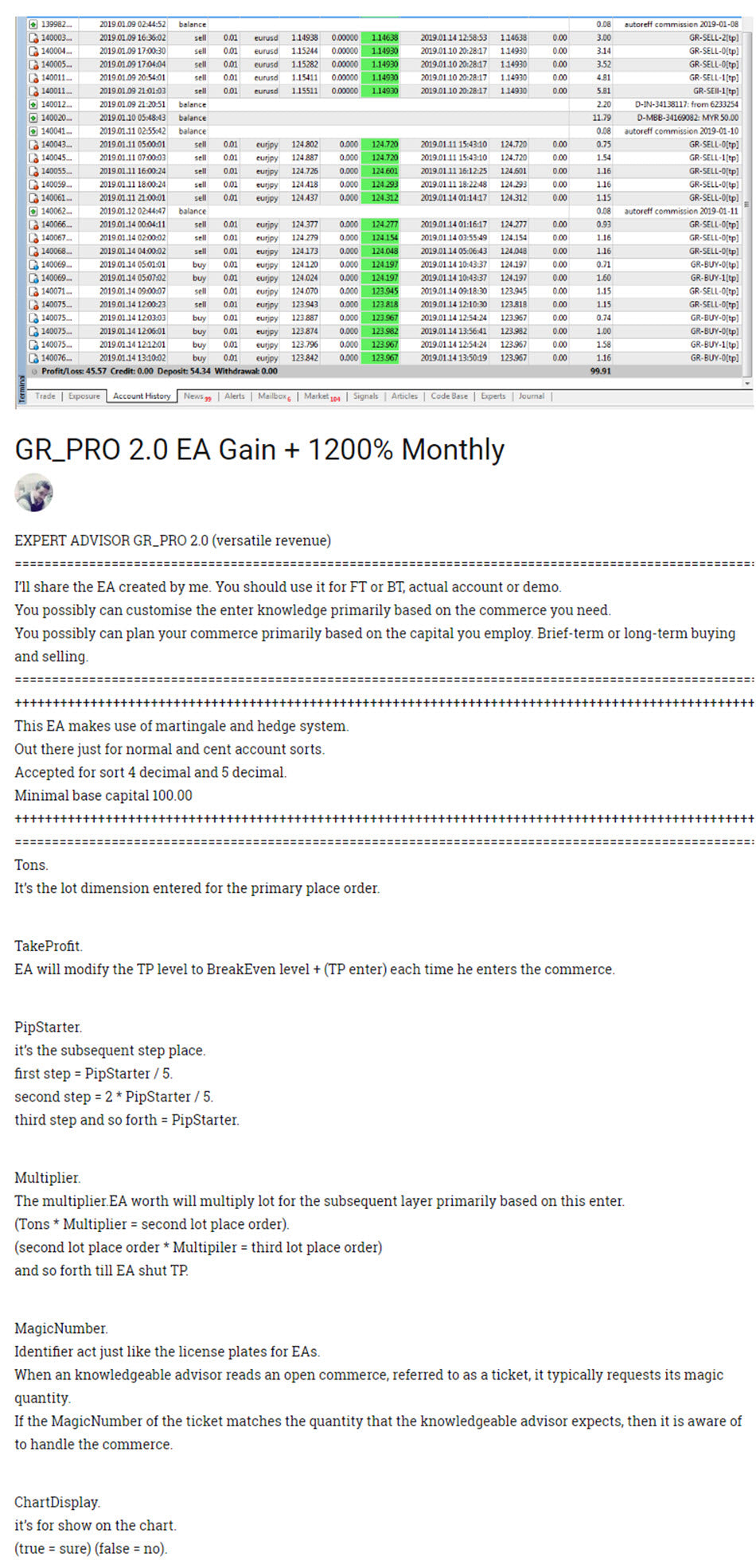 GR PRO 2.0 with Multiplier