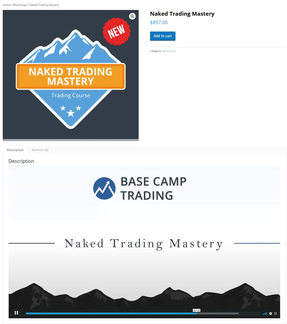 Naked forex trading