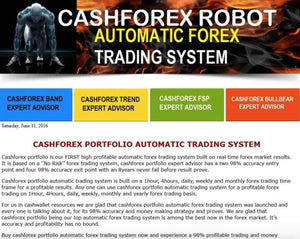 Cash-Forex packages