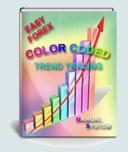 Easy Forex Color Coded Trend Trading Manual System