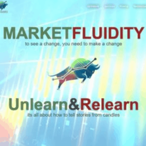 Market Fluidity Course – Unlearn and Relearn