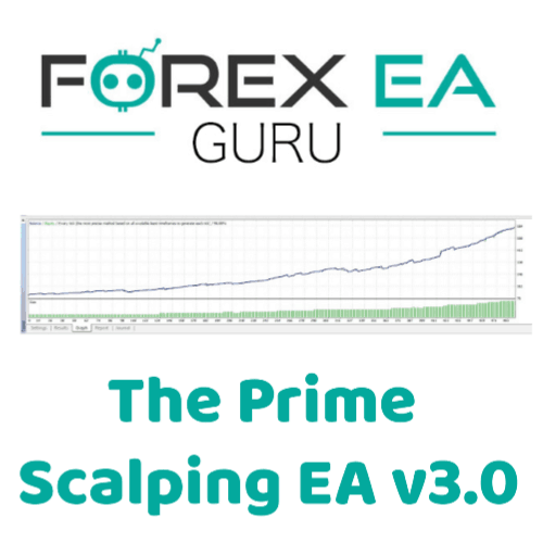 The Prime Scalping EA v3.0