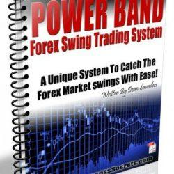 power band forex swing trading system