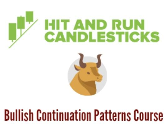 Bullish Continuation Patterns Course by HRC