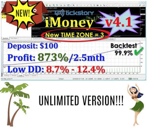 iMoney EA v4.1(Unlimited Version)