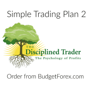 Simple Trading Plan 2 by The Disciplined Trader