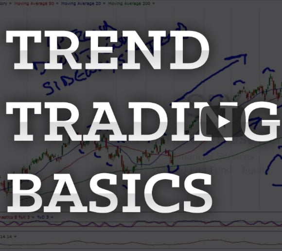 Forex 4 in 1 Trend Basics bundle