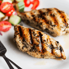 Lean Chicken Breast (12 - 5oz packages)