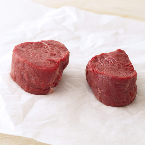 Grass-Fed Filet Mignon (6 - 6oz steaks per case)