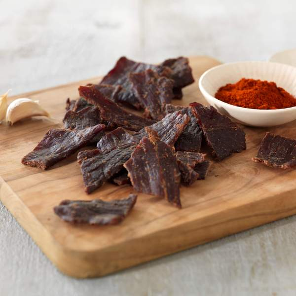 Teriyaki Beef Jerky (8 - 2.5oz packages)