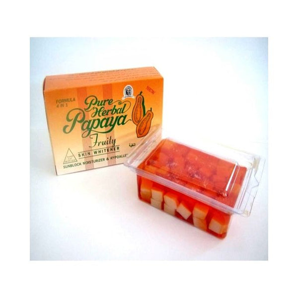 unblock Soap - Pure Herbal Papaya - 100g
