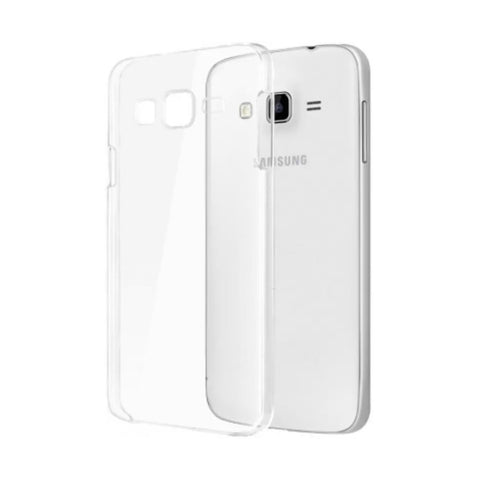 Samsung Galaxy J2 (2015) Transparent Jelly Back Cover
