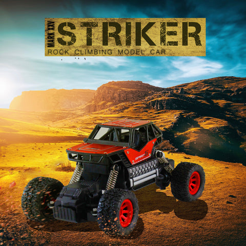 Mark XXV Striker Die-Cast 4WD Double Alloy Motors Off_road-Remote Control Alhamra ALHAMRA