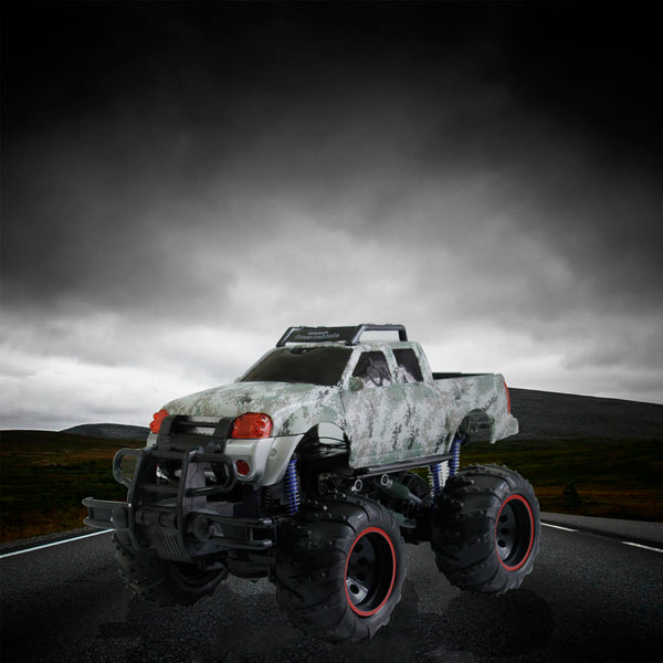 Smart Picks Monster Truck Gravity Sensor Remote Controlled Rock Crawling, Monster Truck, Oversize Tires Off Road Truck, 1:8 Scale Rechargeable Battery and   Charger Included 2345 ALHAMRA ALHAMRA
