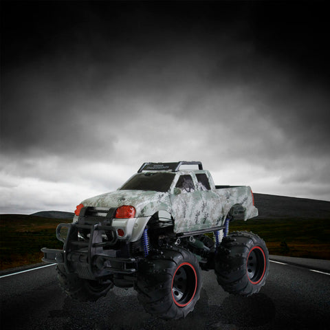 Smart Picks Monster Truck Gravity Sensor Remote Controlled Rock Crawling, Monster Truck, Oversize Tires Off Road Truck, 1:8 Scale Rechargeable Battery and   Charger Included 2345